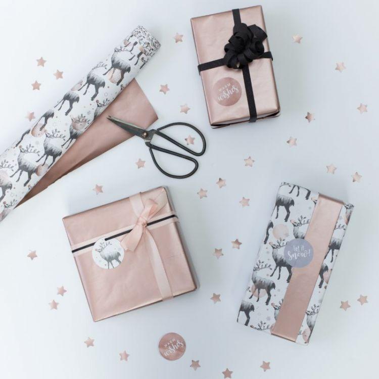 Prachtig cadeaupapier!