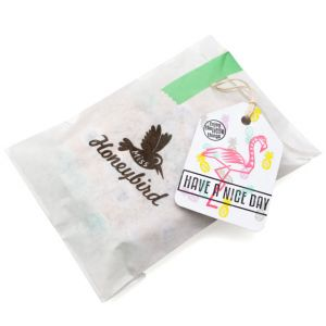 Stempel Flamingo (groot), Miss Honeybird 4