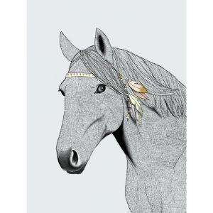 A6 Kaart paard, Minimel 1