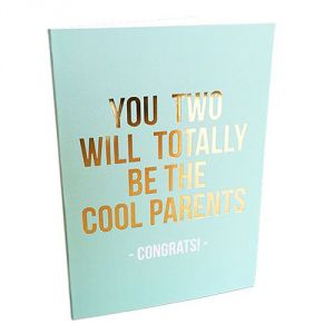 Cool parents kaart, Studio Stationery 1