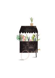 Planten kraam kaart, Ruth Hengeveld 2