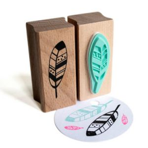 Stempel veer, Miss Honeybird 1