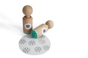 Ministempel sneeuwvlok, Miss Honeybird 1