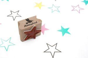 Stempel ster, Miss Honeybird 2