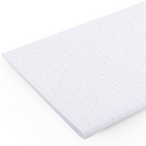Vloeipapier wit met goud 1