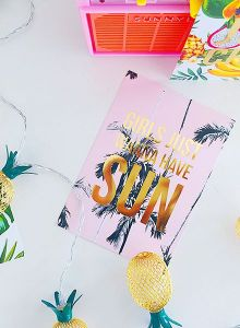 Kaart everything is cool, Studio Stationery 4
