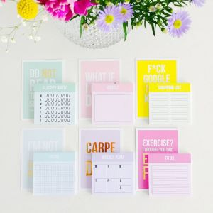 Mini weekplan blok Studio Stationery 2