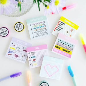 Mini weekplan blok Studio Stationery 3