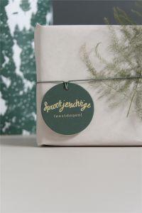 (Kerst) Zakje bomen Wold (middel) (klein) 4