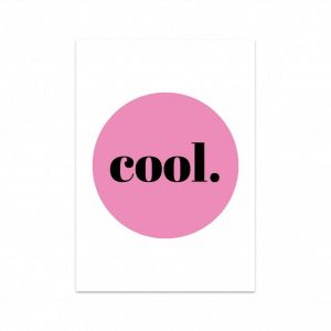 Kaart Cool, Studio Stationery 1