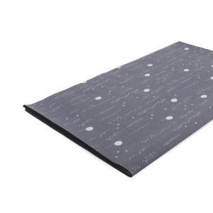Vloeipapier grijs design, Wold 2