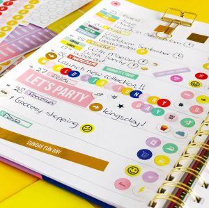 Planner Work Work Work 5