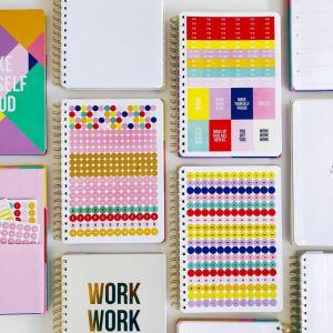 Planner Work Work Work 6