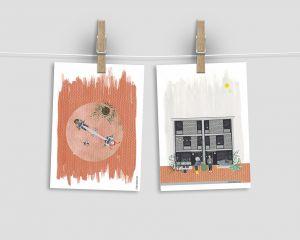 Kaart kopje suiker, Studiozwaanstraat 3