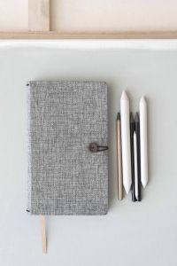 Luxe notitieboek Moss Agate, Tinne+Mia 1