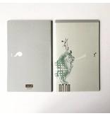 Set 3 notitieboekjes Tinne+Mia 2