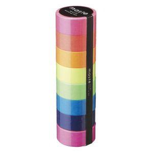 Masking tape set Color Mix 3 Neon 1