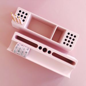 Desk organizer washitape, Studio Stationery 11