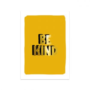 Kaart be kind, Studio Stationery 1