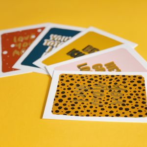 Kaart be kind, Studio Stationery 2