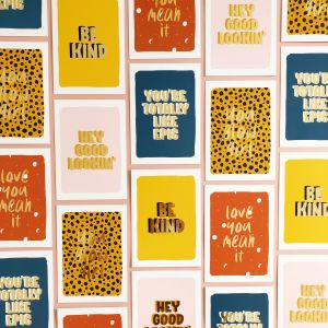 Kaart be kind, Studio Stationery 3