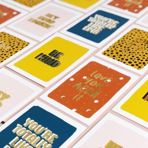 Kaart be kind, Studio Stationery 5