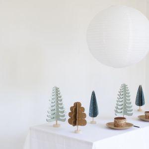 Papieren boom Cypress, Jurianne Matter 4