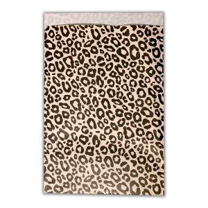 Zakje luipaard rose (middel) 2