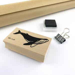 Stempel bultrug walvis, Mila-made 2