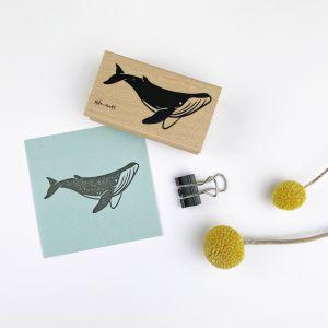 Stempel bultrug walvis, Mila-made 3