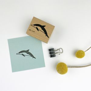Stempel dolfijn, Mila-made 3