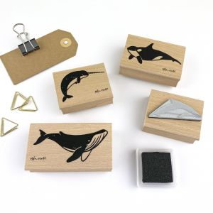 Stempel dolfijn, Mila-made 4