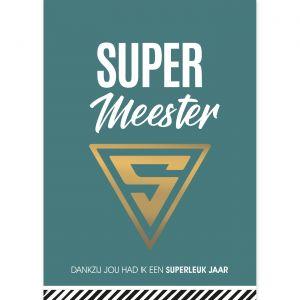 Kaart Super Meester 1
