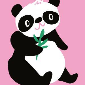 Kaart Panda, Marijke Buurlage 2