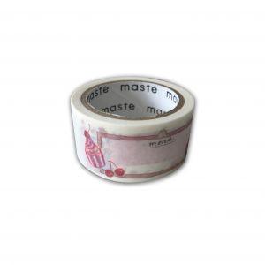 Maskingtape Girly, (pre-cut) Masté 1