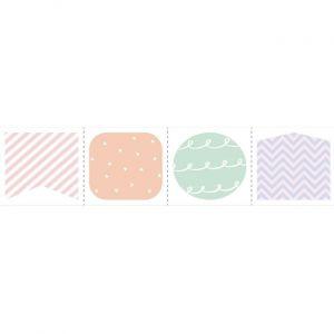 Maskingtape patroon (pre-cut) Masté 2