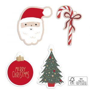 Zakje kerstzuurtjes (middel) (HOP) 3