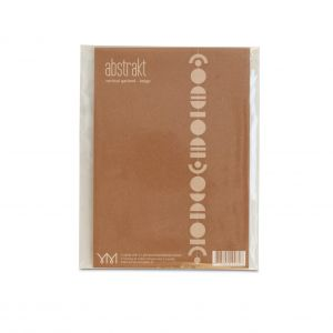Abstrakt slinger beige, Jurianne Matter 4