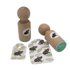 Ministempel Koala, Miss Honeybird 2