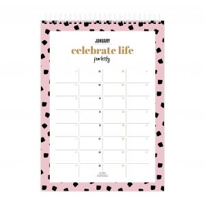 Kalender Eat cake every day, Studio Stationery 2