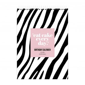 Kalender Eat cake every day, Studio Stationery 1