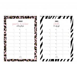 Kalender Eat cake every day, Studio Stationery 3