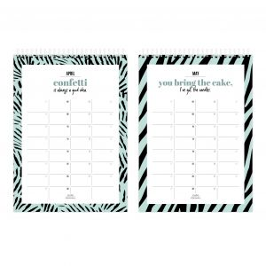 Kalender Eat cake every day, Studio Stationery 4