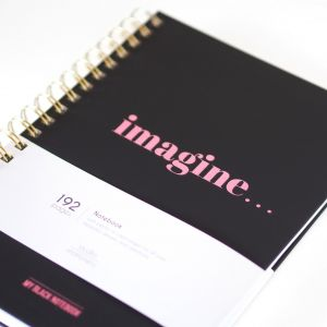My black notebook, Studio Stationery 4