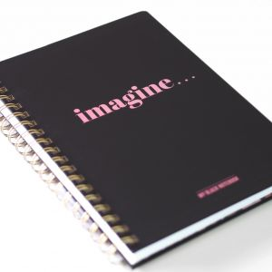 My black notebook, Studio Stationery 6