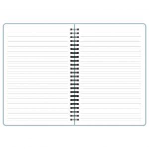 My blue Notebook, Studio Stationery 2