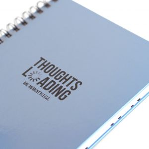 My blue Notebook, Studio Stationery 3