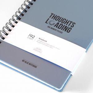 My blue Notebook, Studio Stationery 4