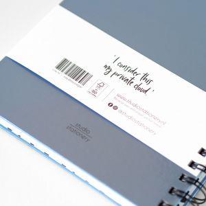 My blue Notebook, Studio Stationery 7