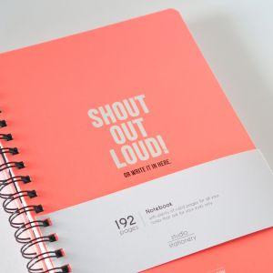 My pink notebook, Studio Stationery 4